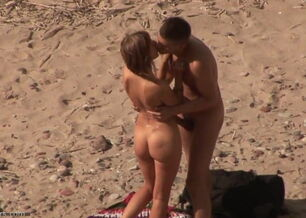 Nudist beach gran canaria