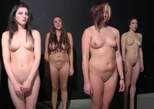 Young nudist girls pageant
